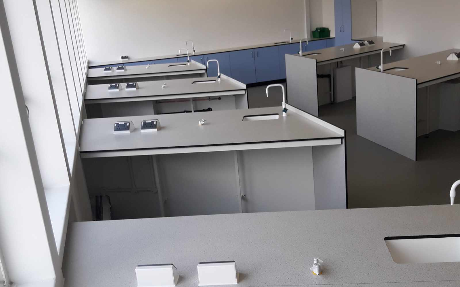 Education Furniture For King Solomon Academy